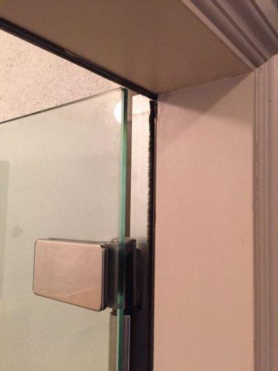 画像3: 浴室ドアリフォーム(片開きガラス扉)