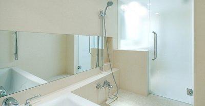 画像3: 浴室のガラスドアセット