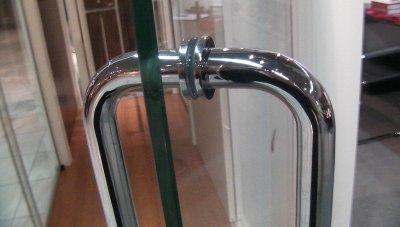 画像2: 【特別企画】浴室・シャワールーム専用ガラスドアセット