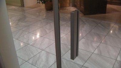 画像3: 浴室・シャワー室ガラスドア(壁取付タイプ)