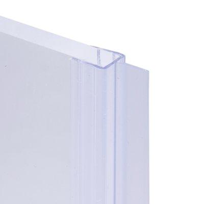 画像1: エッジシール OT-H610N/ガラス厚10mm、8mm用/長さ:2.5m×2本