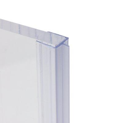 画像1: エッジシール OT-H611N/ガラス厚:12mm、10mm、8mm用/長さ:2.5m×2本