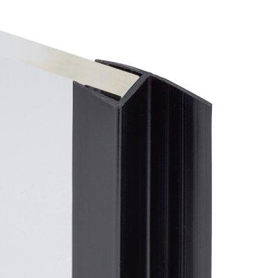 画像2: エッジシール OT-H620N/ガラス厚12mm、10mm、8mm用/長さ:2.5m×2本、2.2m×2本