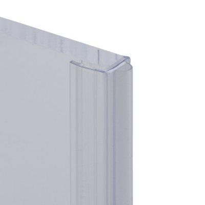 画像1: エッジシール OT-H642N-1/2 ガラス厚10mm、8mm用/長さ:2.5m×2本
