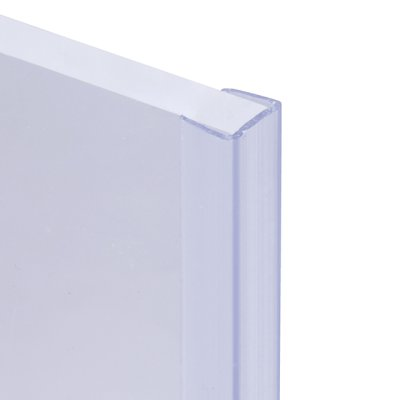 画像1: エッジシール OT-H660N/ガラス厚10mm、8mm用/長さ:2.5m×2本