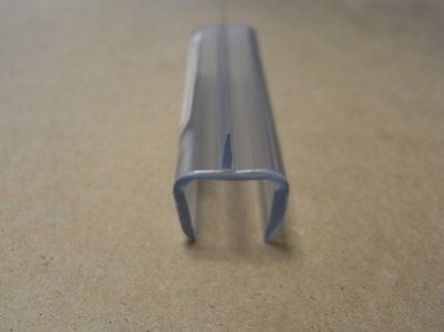 画像2: エッジシール 1801.66.4/ガラス厚10mm用/長さ:2.2m×2本
