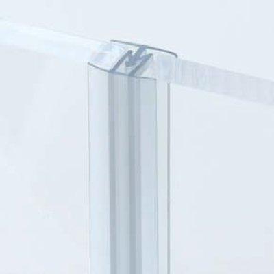 画像1: ジョイントシール OT-H500/ガラス厚10mm、12mm用/長さ:3m×2組