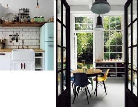 デザイン性と機能性を兼ねそなえた美しいキッチン.1