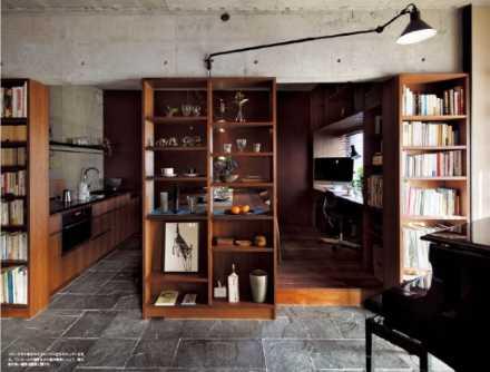 デザイン性と機能性を兼ねそなえた美しいキッチン.2
