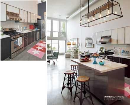 デザイン性と機能性を兼ねそなえた美しいキッチン.4