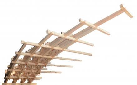 錦帯橋1/2.5模型