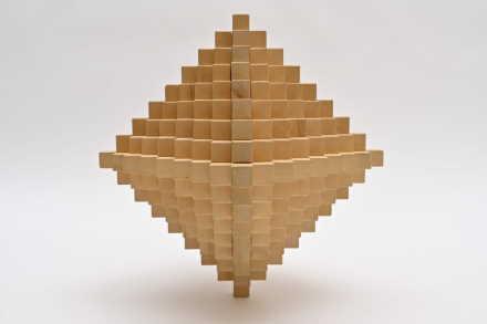 木組パズル129本組み