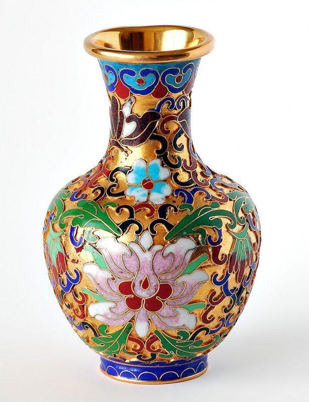 中国の花瓶