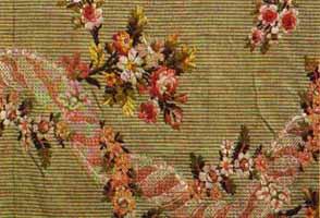 フランス・リヨンの織物