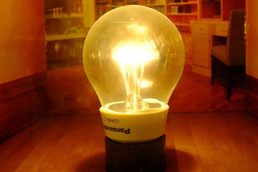 「LED照明」