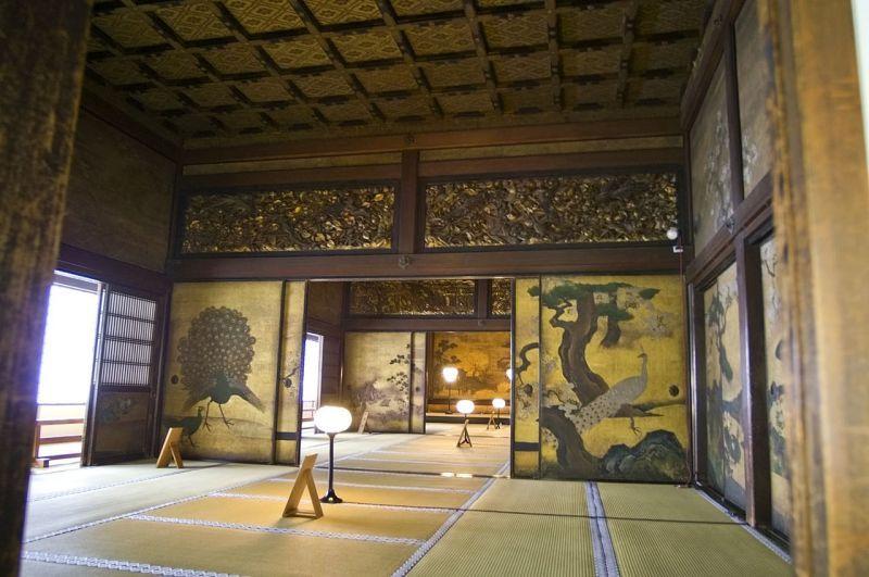 西本願寺「白書院」(伝伏見城遺構)