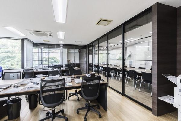 オフィス空間の要素と役割り