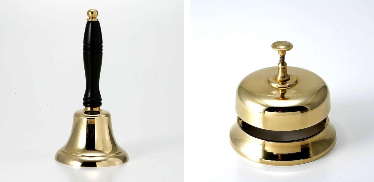 金色の真鍮(しんちゅう)小物