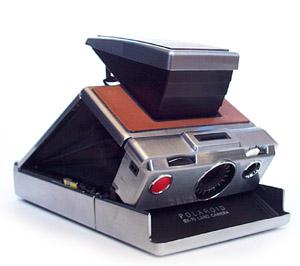 ポラロイド SX-70(インスタントカメラ)