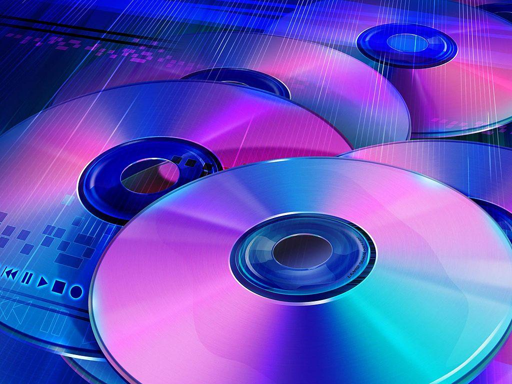 CD/DVD/BDの表面(LDはアクリル樹脂)