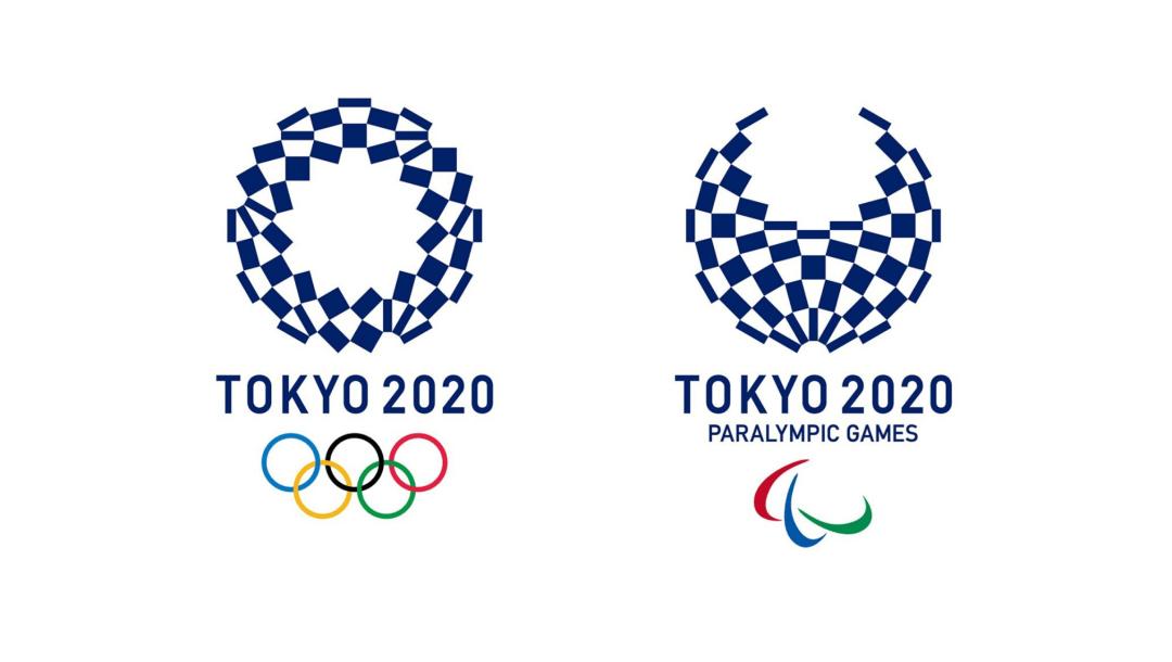 東京2020エンブレム「組市松紋」(くみいちまつもん)