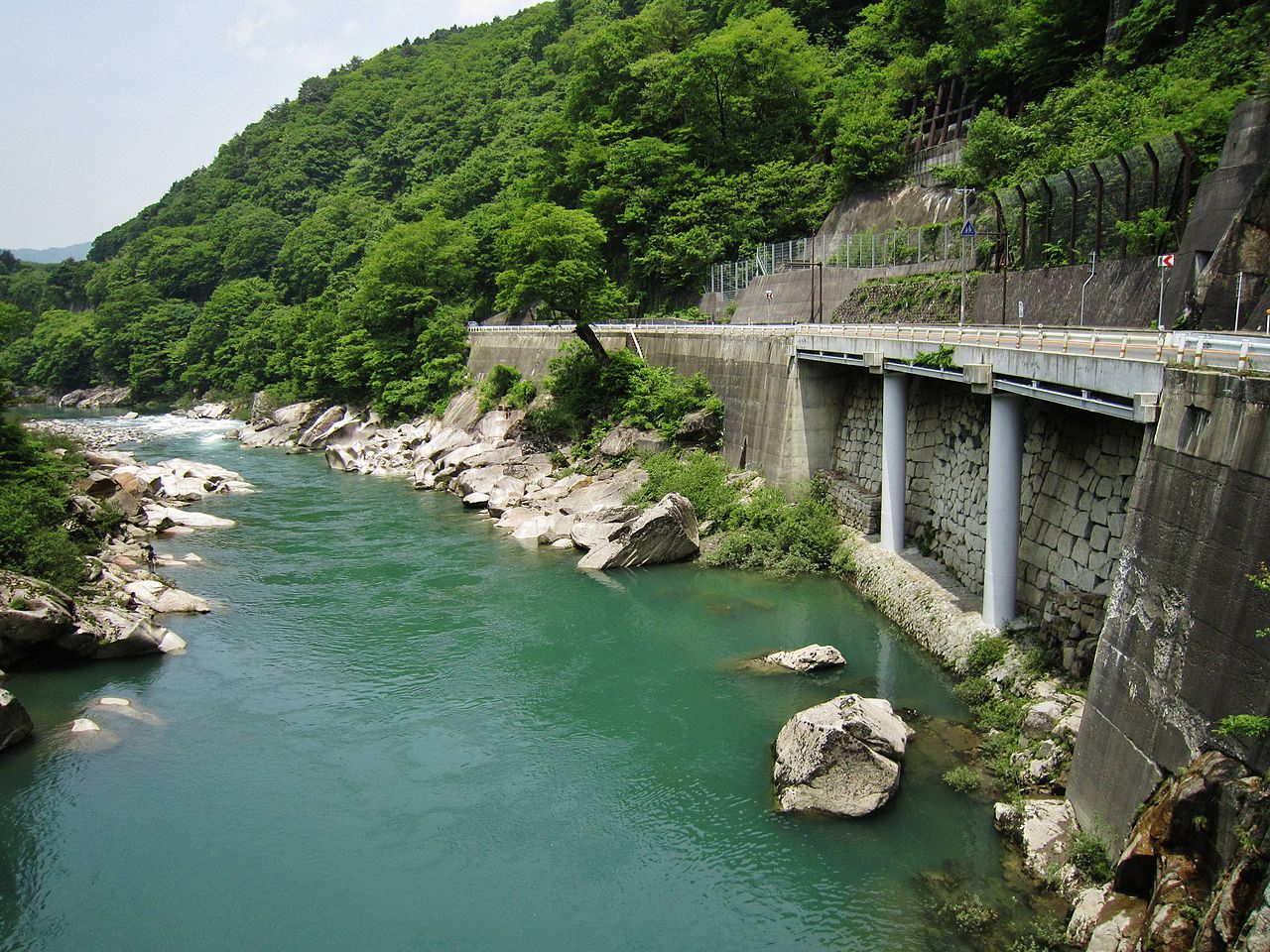 木曽の桟(長野県)