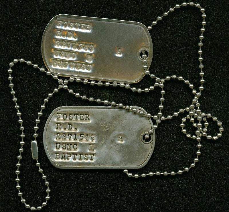 二枚式(ベトナム戦争頃のアメリカ海兵隊)