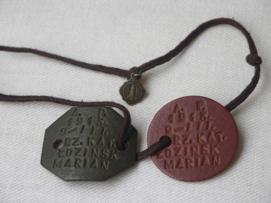 皮製二枚式(ポーランド)