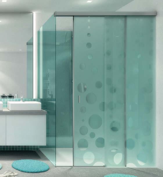 シャワー室の構造