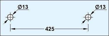 ハンドルHAFELE 981.53.292