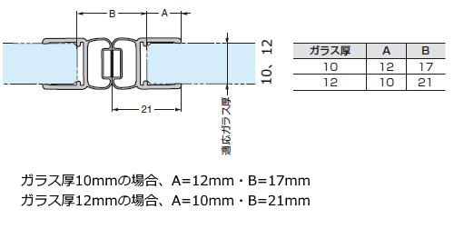 エッジシール 69420-12/10.12mm